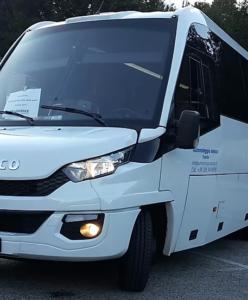 Noleggio minibus Rovereto